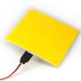 ELWIRA El Panel 10x10 cm, yellow