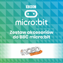 Set of accesories for BBC micro:bit (ROBOproject)