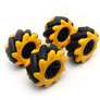 Mecanum Wheel 60mm (2L+2R) - set of 4 wheels
