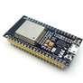 WiFi and Bluetooth enabled dev board based on ESP32
