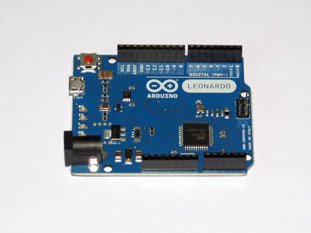 Nettigo: Arduino Leonardo with headers