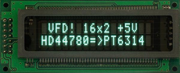 Nettigo  Vfd Display 16x2