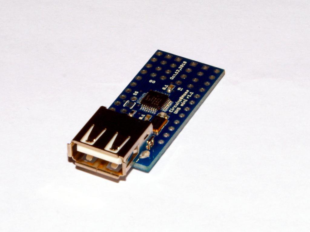 Nettigo usb host shield for arduino pro mini v