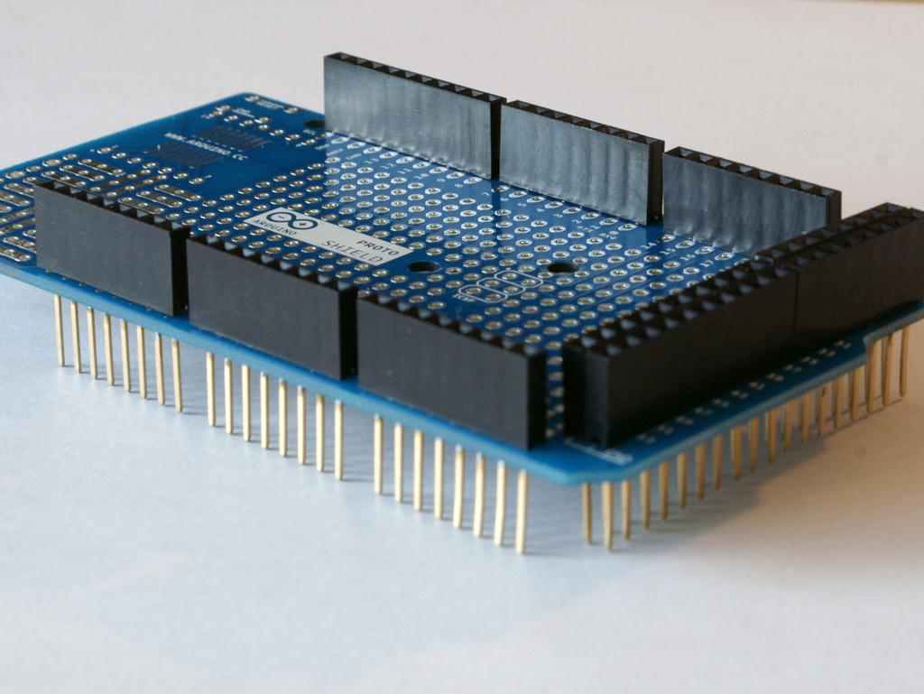 Arduino Mega Proto Shield Kit Seeed Studio
